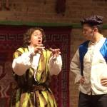 Comedy of Errors, Dromio & Antipholus of Syracuse